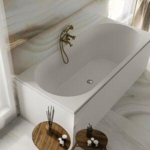 Ванна TASMANIA из литого мрамора